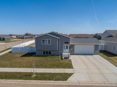 Mandan Single Family Home For Sale: 1700 Spring Court SW