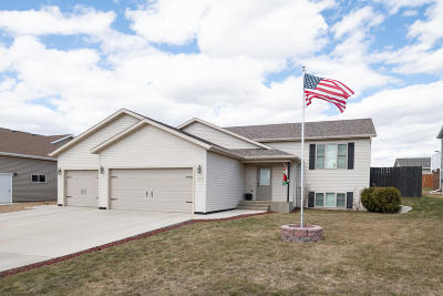 Lincoln Single Family Home For Sale: 6400 Edgerly Lane