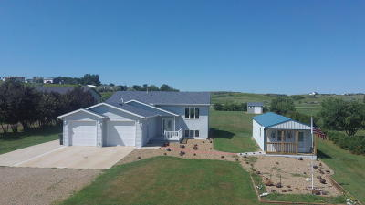 Mandan Single Family Home For Sale: 3645 Palomino Drive N