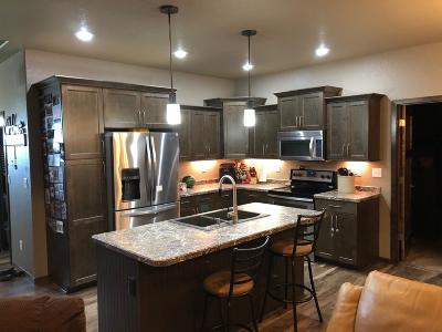 Mandan Single Family Home For Sale: 707 Canyon Road SW