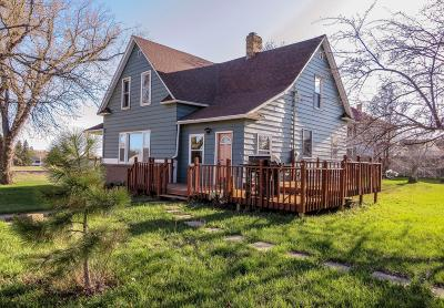 New Salem Single Family Home For Sale: 700 Main Avenue