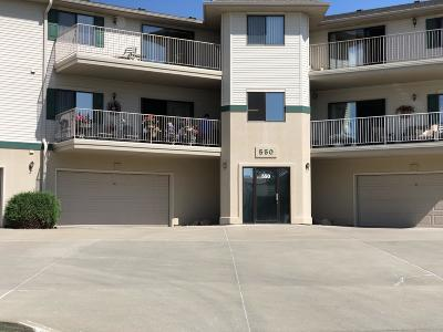Bismarck Condo/Townhouse For Sale: 550 Brandon Place #205