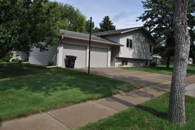 Bismarck Single Family Home For Sale: 1610 Canyon Drive
