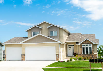 Bismarck Single Family Home For Sale: 5113 Sunlight Drive