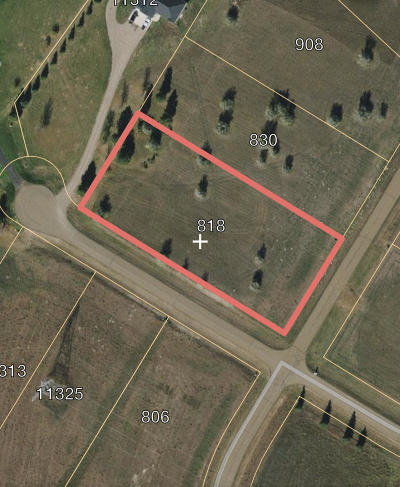 Residential Lots & Land For Sale: 818 Apple Ridge Road
