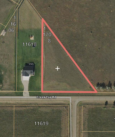 Residential Lots & Land For Sale: 11708 Creek Top Road