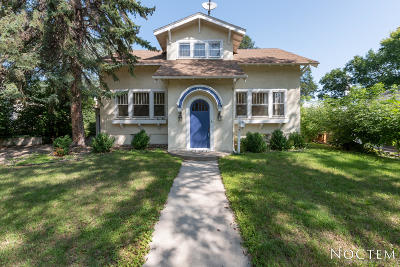 Bismarck Single Family Home For Sale: 510 W Rosser Avenue