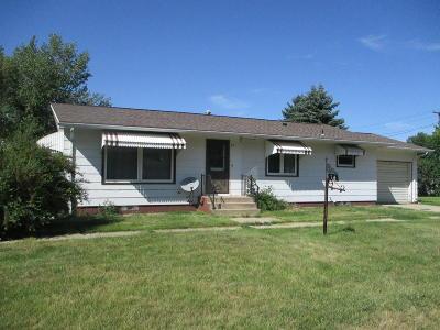 Turtle Lake Single Family Home For Sale: 26 E 4th Avenue