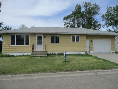 Turtle Lake Single Family Home For Sale: 130 E 2nd Avenue