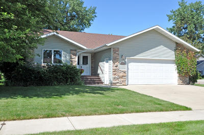 Mandan Single Family Home For Sale: 3501 Sandpiper Trail Se