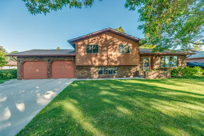 Bismarck Single Family Home For Sale: 1507 Wichita Drive
