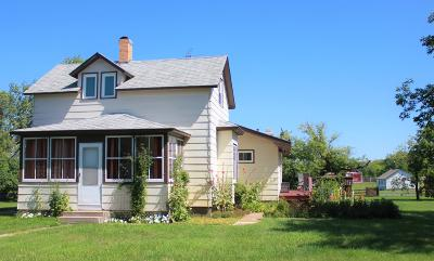 Turtle Lake ND Single Family Home For Sale: $195,000