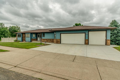 Mandan Single Family Home For Sale: 2004 Lincoln Place