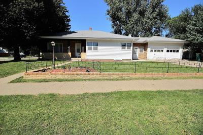 Bismarck ND Single Family Home For Sale: $215,000