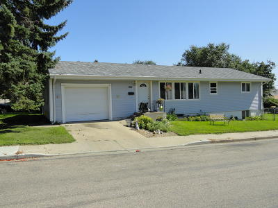 Bismarck ND Single Family Home For Sale: $110,000