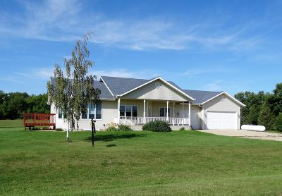 Mandan Single Family Home For Sale: 3201 Bluestem Drive N