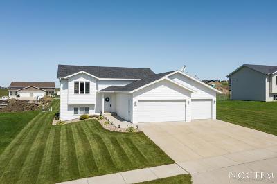 Bismarck, Mandan Single Family Home For Sale: 4700 Impala Court NW