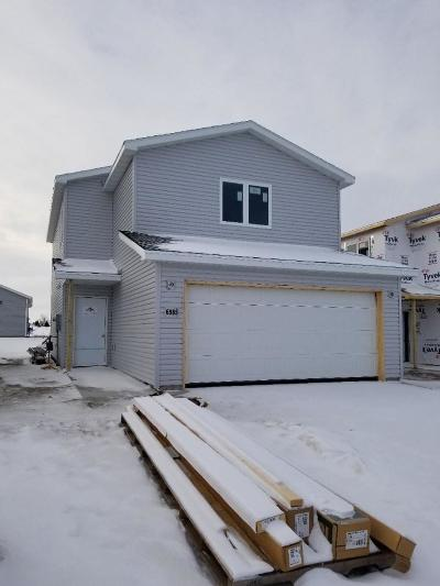 Bismarck ND Single Family Home For Sale: $230,990