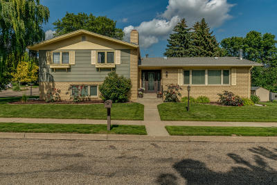 Bismarck ND Single Family Home For Sale: $334,900