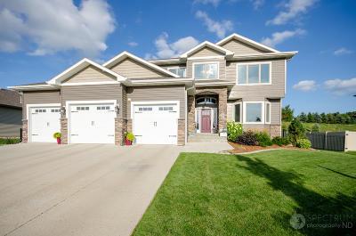 Bismarck Single Family Home For Sale: 3437 Daytona Drive