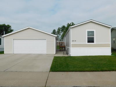Bismarck Mobile/Manufactured For Sale: 5014 Redcoat Drive
