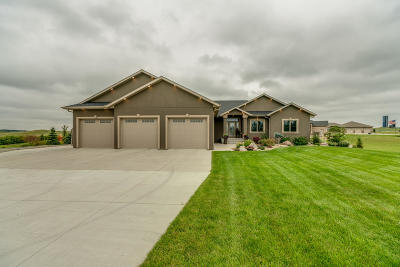 Bismarck Single Family Home For Sale: 6600 Dakota Country Drive