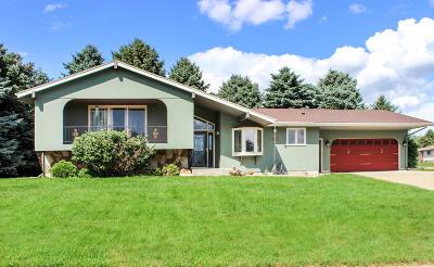 Bismarck Single Family Home For Sale: 2518 E Boulevard Avenue