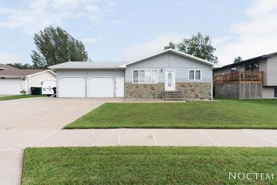 Bismarck Single Family Home For Sale: 331 Ashwood Avenue