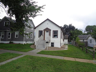 Bismarck Single Family Home For Sale: 409 13 Street