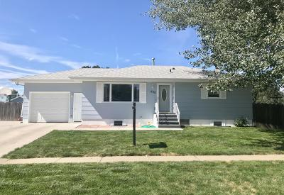 Bismarck Single Family Home For Sale: 602 S 11th St Street