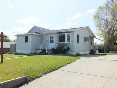 Mandan Single Family Home For Sale: 305 3rd Street NE