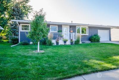Bismarck Single Family Home For Sale: 2100 Northridge Drive
