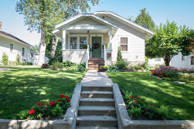 Bismarck Single Family Home For Sale: 805 10th Street