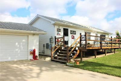 Washburn Single Family Home For Sale: 118 7th Street