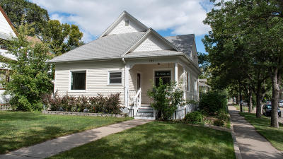 Bismarck Single Family Home For Sale: 701 N 6th Street