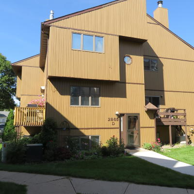 Bismarck Condo/Townhouse For Sale: 2869 Warwick Loop #D