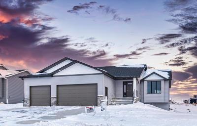 Bismarck Single Family Home For Sale: 4701 Grey Hawk Lane