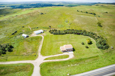Linton Single Family Home For Sale: 7875 Highway 83