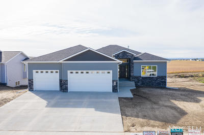Bismarck Single Family Home For Sale: 5409 Gold Drive