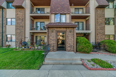 Bismarck Condo/Townhouse For Sale: 2715 Gateway Avenue #3