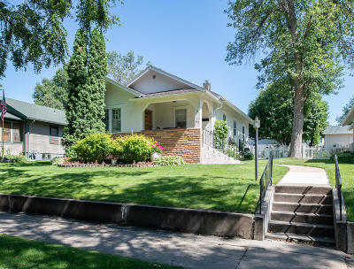 Bismarck Single Family Home For Sale: 811 10th Street
