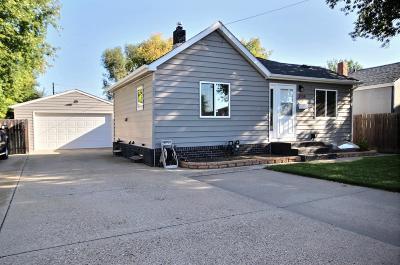 Bismarck Single Family Home For Sale: 1718 Bowen Avenue