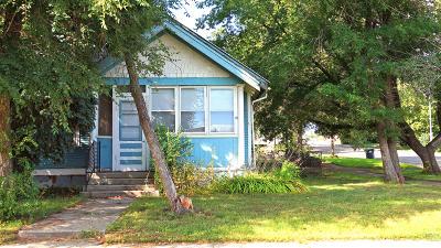 Mandan Single Family Home For Sale: 1200 1st Street NW