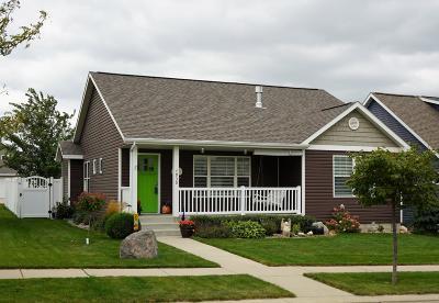 Bismarck Single Family Home For Sale: 4930 Shelburne Street