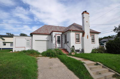 Bismarck Single Family Home For Sale: 215 N Hannifin Street