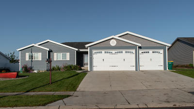 Bismarck Single Family Home For Sale: 3308 Northrop Drive