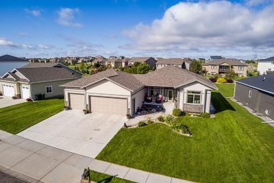 Bismarck Single Family Home For Sale: 3424 Chisholm Trail