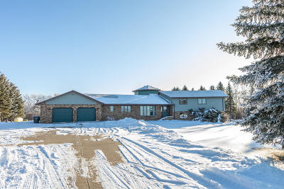 Single Family Home For Sale: 6415 Crested Butte Road