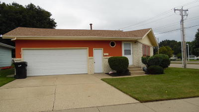 Bismarck Single Family Home For Sale: 2001 2nd Street N