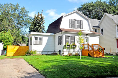 Bismarck Single Family Home For Sale: 112 W Ave C